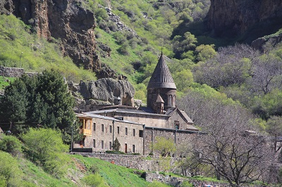 アルメニアのゲガルド修道院